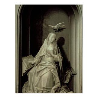 La Virgen del anuncio Postales