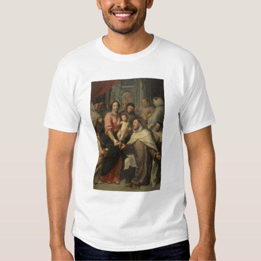 La Virgen del Carmelites Camisas