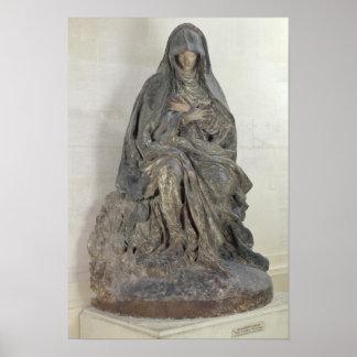La Virgen del dolor 2 Posters