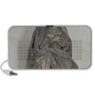 La Virgen del dolor iPod Altavoz