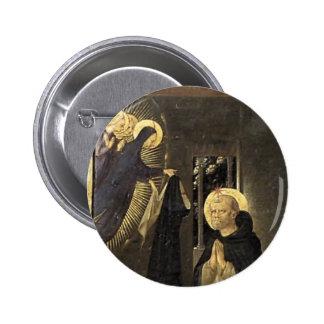 La Virgen del Fra Angelico- consigna hábito a St D Pin