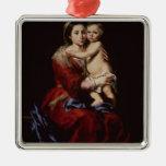 La Virgen del rosario, c.1650 Ornamentos De Reyes