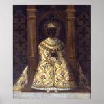 La Virgen negra en el Chadaraita Impresiones