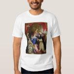 La Virgen que ofrece el rosario Polera