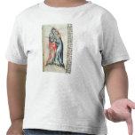 La Virgen y el Cristo, de la pasión de Camisetas