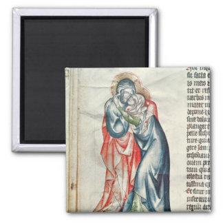 La Virgen y el Cristo, de la pasión de Imán