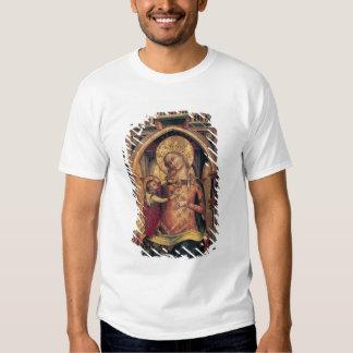La Virgen y el niño, 1372 Remera