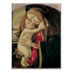 La Virgen y el niño, c.1500 Tarjeta Postal