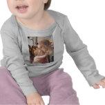 La Virgen y el niño de Alessandro Botticelli Camiseta