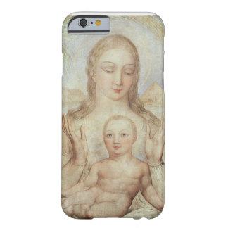 La Virgen y el niño en Egipto, 1810 (tempera en el Funda Para iPhone 6 Barely There