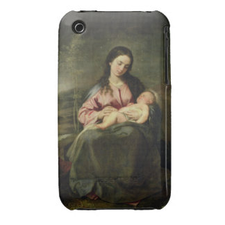 La Virgen y el niño Funda Para iPhone 3 De Case-Mate