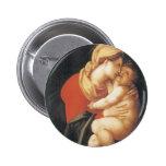 La Virgen y el niño Pin