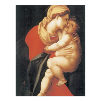 La Virgen y el niño Tarjetas Postales