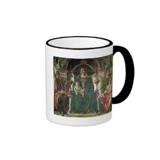 La Virgen y los santos, 1474 Tazas De Café