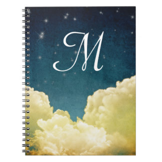 La visión celestial protagoniza el cuaderno