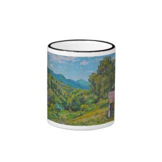 La visión desde la taza de café de Rubissow