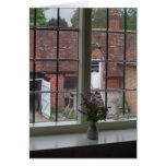 La visión desde la ventana de Jane Austen Tarjeta