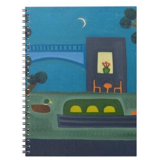 La visión desde mi estudio anterior 2011 notebook