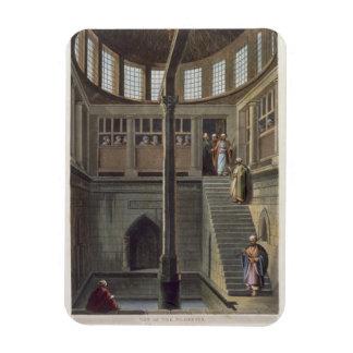 La vista del Nilometer, platea 2 de 'vistas de Egy Imán De Vinilo