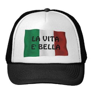 LA Vita E' Bella Trucker Hat