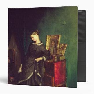 La viuda, c.1850