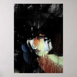 La viuda poster