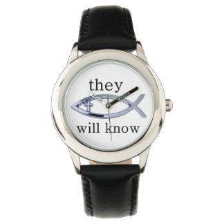 La voluntad sabe relojes de pulsera