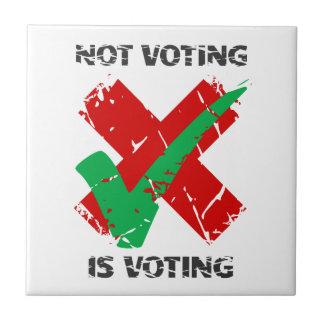La votación es votación tejas