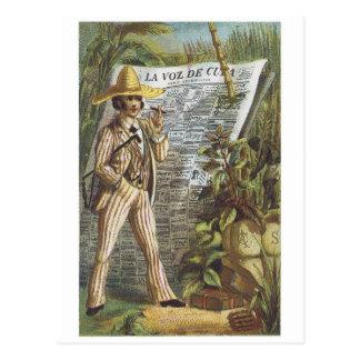 La Voz de Cuba Tarjetas Postales