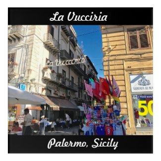 La Vucciria (Chaos) in Palermo, Sicily