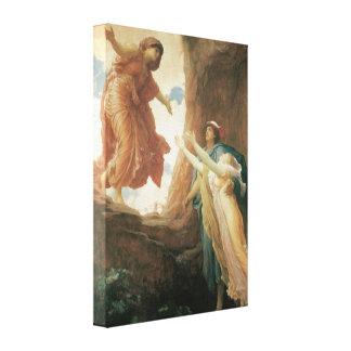 La vuelta de Persephone de Federico Leighton Lona Estirada Galerias