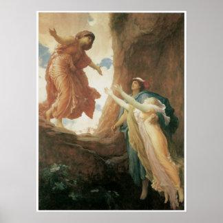 La vuelta de Persephone de Federico Leighton Póster