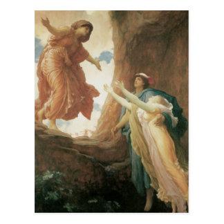 La vuelta de Persephone de Federico Leighton Postal
