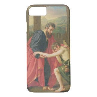 La vuelta del hijo despilfarrador, 1823 (aceite en funda iPhone 7