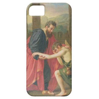 La vuelta del hijo despilfarrador, 1823 (aceite en funda para iPhone SE/5/5s