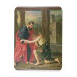 La vuelta del hijo despilfarrador, 1823 (aceite en imán