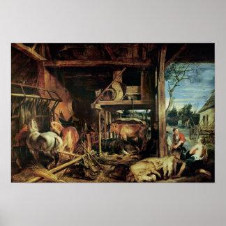 La vuelta del hijo despilfarrador c 1618 impresiones