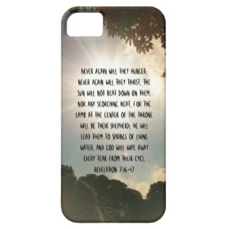 La vuelta del rey - caso cristiano del iPhone iPhone 5 Case-Mate Protectores