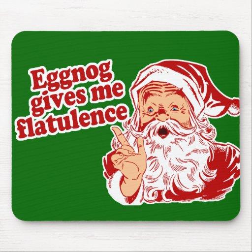 La yema da la flatulencia de Santa Tapetes De Raton