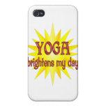 La yoga aclara mi día iPhone 4 coberturas