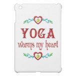 La yoga calienta mi corazón