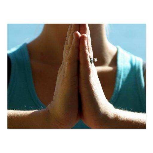 la yoga da la postal