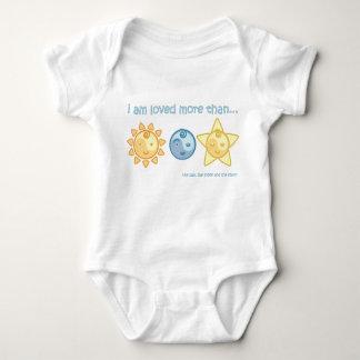 La yoga habla al bebé: Me aman Body Para Bebé