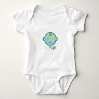 La yoga habla al bebé: Yogui de Lil Playera