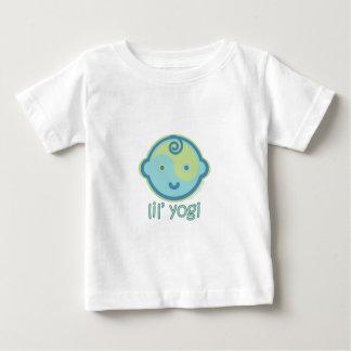 La yoga habla al bebé: Yogui de Lil Playera De Bebé