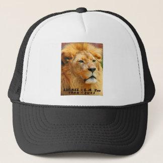 LA Zoo 061610 Lionel died 042611 Trucker Hat