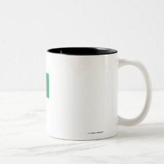 Lääne-Viru Flag Two-Tone Coffee Mug