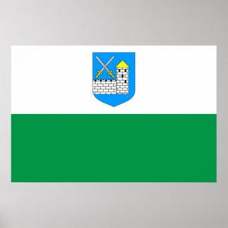 Laane Virumaa, Estonia Poster