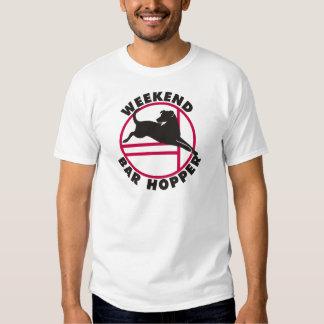 Lab Agility Weekend Bar Hopper Tee Shirt