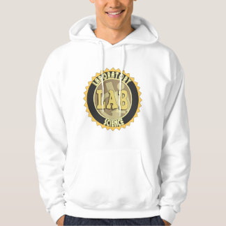 LAB BADGE LABORATORY SCIENCE PULLOVER